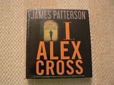 I, Alex Cross by James Patterson (2009, CD, Unabridged) Audio Book