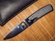 Spyderco C155TI Centofante Memory Frank Centofante knife titanium - NEW NIB