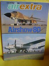 AIR EXTRA MAGAZINE # 31 BRISTOL BALLOON FIESTA NORTHROP T38A B23 DRAGON