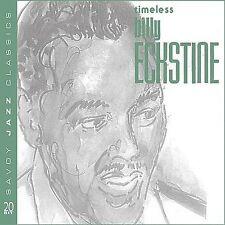 Timeless - Billy Eckstine (CD 1947)