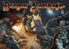 Dragon Rampage, NEW