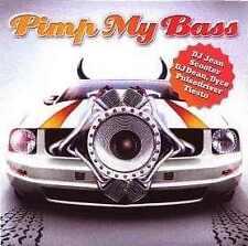 Pimp my Bass Vol.2 - 2 CDs NEU Cascada Scooter Real Booty Babes Klubbdriver