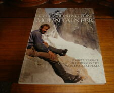 MOUNTAINEER BY CHRIS BONNINGTON-SIGNED COPY