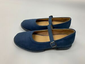 Lands' End Women's Mary Jane Flats and