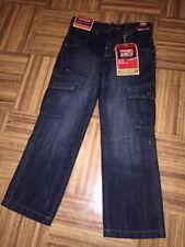 wrangler jeans co straight 6 regular adjustable waist Youth