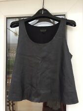 635dbd4899 Women's Faux Leather Clothing Topshop for sale | eBay
