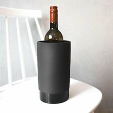 Magisso - Secchiello portaghiaccio in terracotta colore Nero