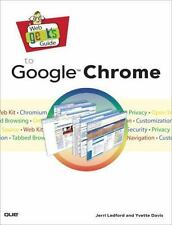 Web Geek's Guide to Google Chrome-ExLibrary