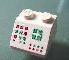 LEGO 3039p34 @@ Slope 45 2 x 2 Computer Panel Pattern / 1593 6384 6780 6929 6971