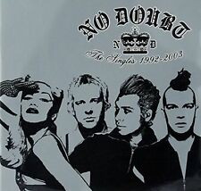 Singles 1992 - 2003 The Australian IMPORT 0602498613818 by No Doubt CD