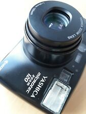 Yashica Kyocera Microtec Zoom 120 Quality 35mm Compact *TESTED & WORKING WELL*
