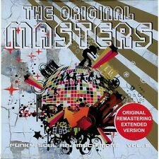 THE ORIGINAL MASTERS Funky Soul and much more vol 5 CD 14 TRACKS EXTENDED NUOVO