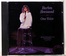 One Voice by Barbra Streisand (CD, May-1987, Columbia (USA))
