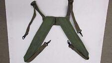 Vietnam Era US GI M1967 Nylon H Type Field Pack Suspenders NOS 1968 Dated