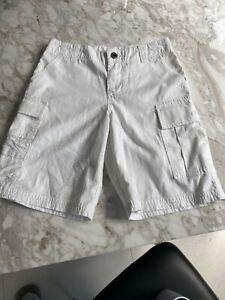 Ralph Lauren Boys White Shorts Size 8