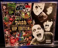 Twiztid - Cryptic Collection VIP Edition CD insane clown posse jarren benton icp