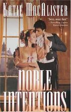Noble Intentions by Katie Macalister (2002)