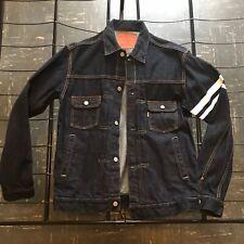 NWOT Momotaro 12oz. 2nd Type GTB Denim Jacket - Made in Japan, Size 44