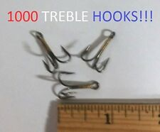 3035DM-1 EB120101 1000 Eagle Claw Sz.1 Long-Shank Plt Black Double Hooks