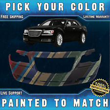 NEW Painted to Match - Front Bumper Cover for 2011-2014 Chrysler 300 68127938AA