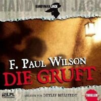 F.PAUL WILSON - HANDYMAN JACK: DIE GRUFT 5 CD NEU