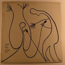 poetry out loud lp number 4   1971 SEALED