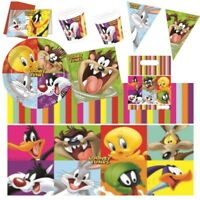 Looney Tunes Party Tableware, Decorations, Balloons