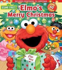 Sesame Street: Elmo's Merry Christmas (Lift-the-Flap)