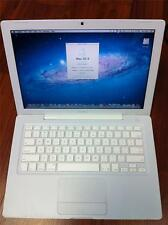 Apple Macbook A1181 2.4GHZ 160gb HDD 2GB RAM OS 10.7 New Battery & PA