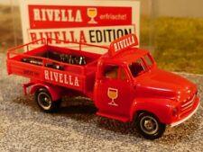 1//87 Brekina MB 322 RIVELLA Suisse CH boissons bac 47350