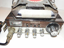 VINTAGE PEARCE SIMPSON COUGAR 23B 23 CHANNEL CB RADIO w/ MOUNT Midland MIC