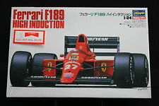 XO011 HASEGAWA 1/24 maquette voiture 23006 Ferrari F189 High Induction A Prost