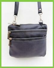 CityBag Men Women Small Bag Cross Body Shoulder Handbag Travel Messenger Grey