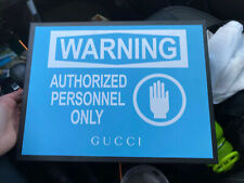 """Authentic Gucci Gift Box 