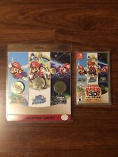 Super Mario 3D All-Stars + Collectors Coins Bundle Sealed DISCONTINUED Lim Ed🔥