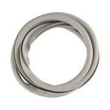 FSP Whirlpool Washer/Dryer Door Seal Gray, #3390735