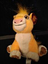 Disney The Lion King Simba Plush Disney Plush Stuffed Animal Young Simba