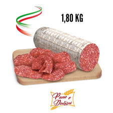 Italian Salami Salame Milano 1,80 kg - Gluten free