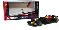 BBURAGO 38035 R RED BULL RB14 F1 model race car Daniel Ricciardo GP 2018 1:43