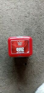 WWE Top Trumps Quiz With a Twist