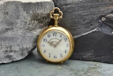 Yellow Gold Pocket Watch Running Ladie's Vintage 1908 Vacheron Constantin 18K