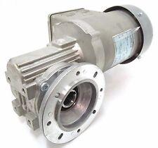 BAUER BS03 Getriebemotor Schneckengetriebe Motor 72U/min 0,25kW 3~ IM H1 BJ 2013