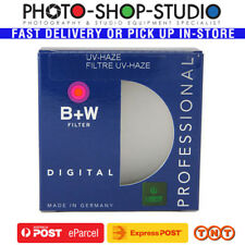 B+W 82mm Clear UV Haze Filter (010) #70167 Made in Germany