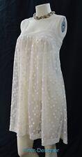 BCBG Max Azria tunic sexy lace Stretch mesh Dress mini sleeveless semi XS NEW