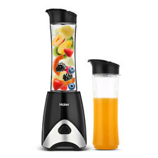 Haier Eléctrico Portátil Exprimidor Cup Licuadora Fruta Extractor Frutas Nuevo