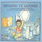 Siempre te querre (Spanish Edition)-ExLibrary