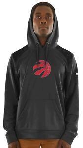 """Toronto Raptors Majestic NBA """"Armor 3"""" Men's Pullover Hooded Sweatshirt"""