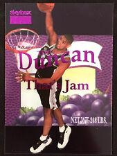 1998-99 Skybox Premium That's Jam Insert #1 Tim Duncan