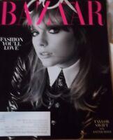 Harper's Bazaar Taylor Swift New  Catherine Deneuve Magazine