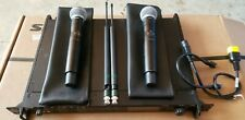 Shure Axient Digital Wireless System G57 Band - 1 x Ad4D, 2 x Ad2 with Sm58 Caps
